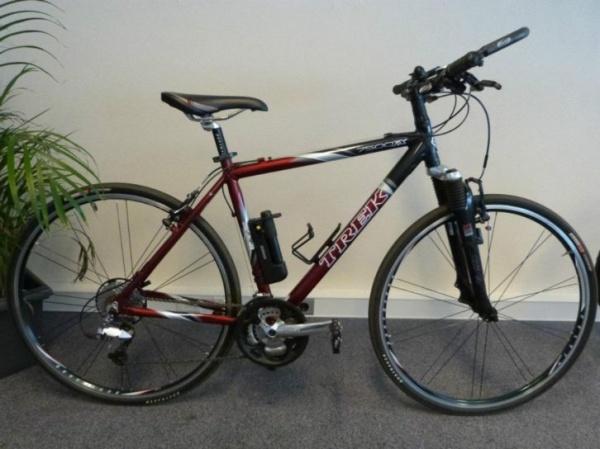 trek 1 Mijn fiets
